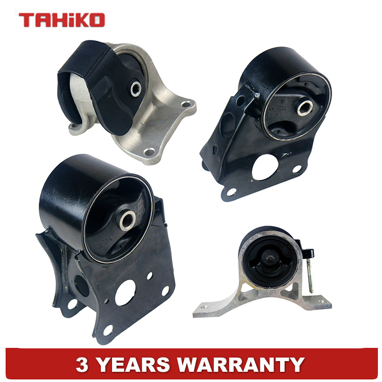 Engine Motor and Trans Mount for 07-12 Nissan Altima 2.5L Auto CVT Trans 4PCS