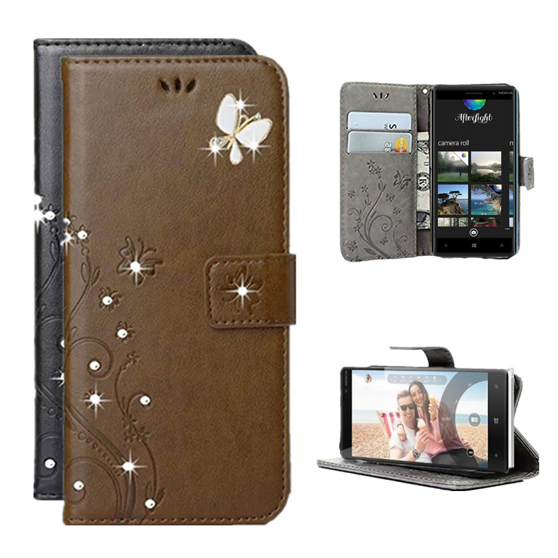 Clothing, Shoes & Accessories Hard-Working Phone Case For Nokia 6 3 5 Wallet Flip Leather Case For Lumia 640 640xl 950 950 Xl 650 540 Nokia 3 Nokia 6 Phone Bags Case Skin
