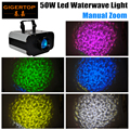 TIPTOP 50W Stage Lighting LED Water Wave Effect Stage Light For Party New Year Christmas 1*50 Watt High Brightness Led 90V-240V