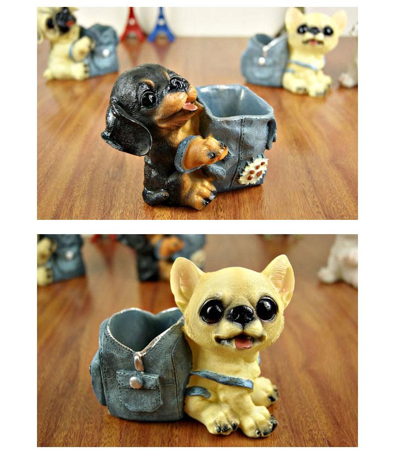 dog figurines (5)