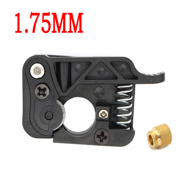 3D printer MK8 / MK9 extruder 1.75mm wire feed device kits ( right side ) for Makerbot dedicated single nozzle extrusion head