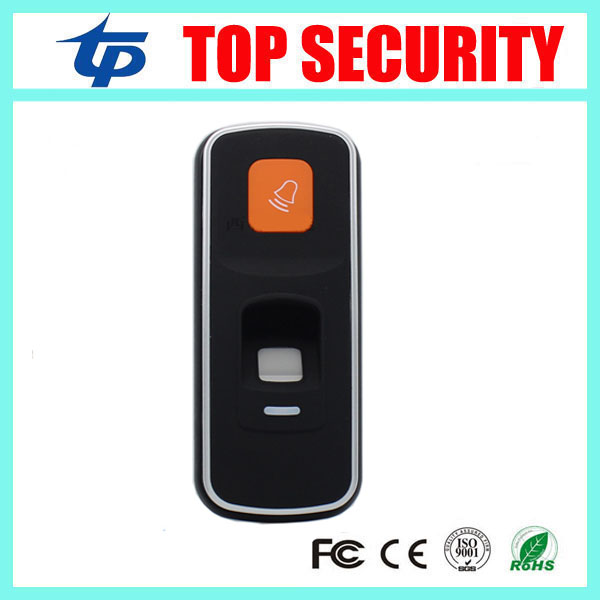 Good quality cheap price standalone fingerprint access control reader single biometric fingerprint access controller door opener