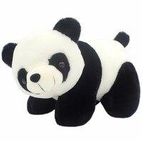 JESONN Doux En Peluche Panda Oreillers Animaux En Peluche Jouets pour Enfants Cadeaux, 38 CM