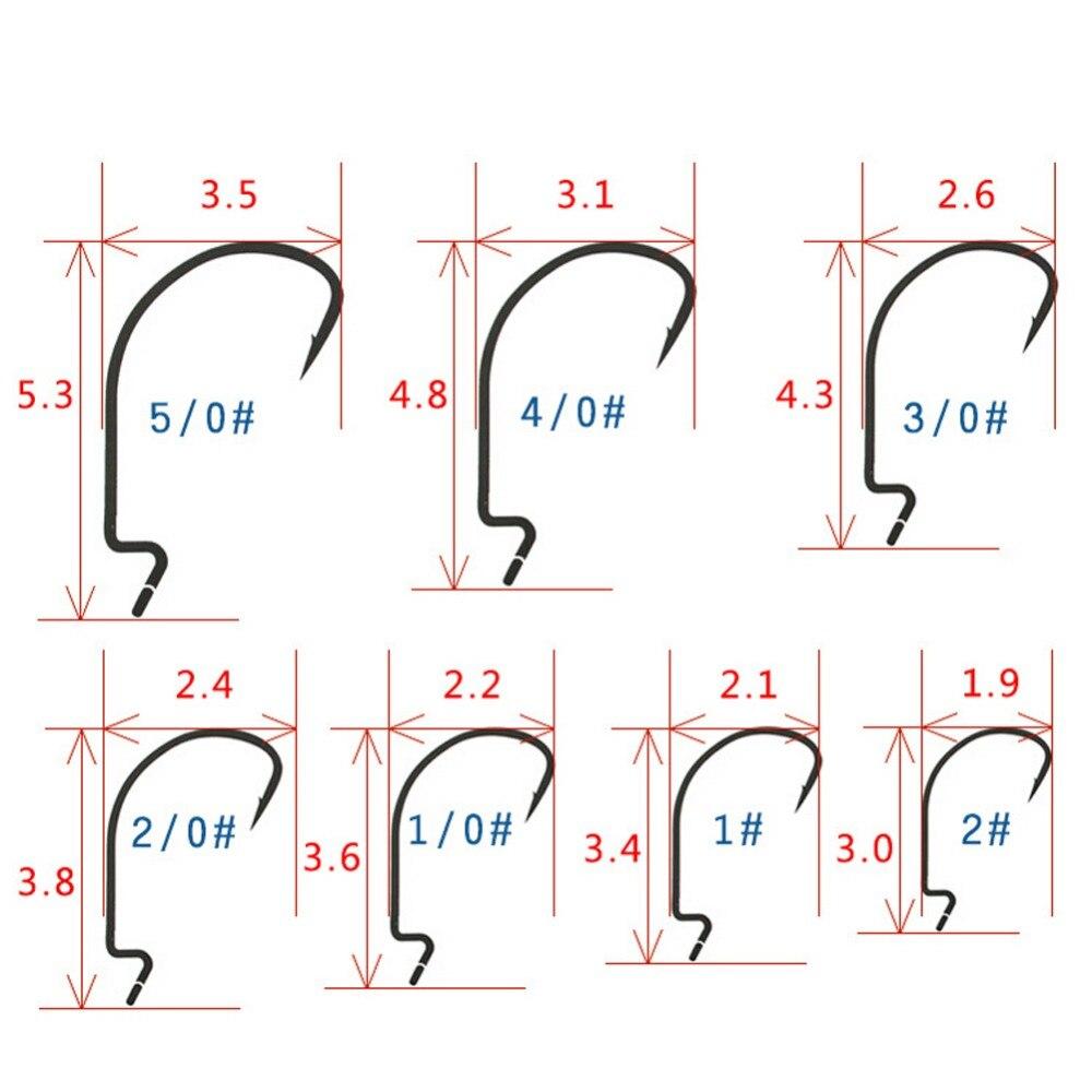 20-stks-koolstofstaal-prikkeldraad-crank-sharp-vishaken-crank-lead-scherpe-haken-pesca-voor-zachte-a