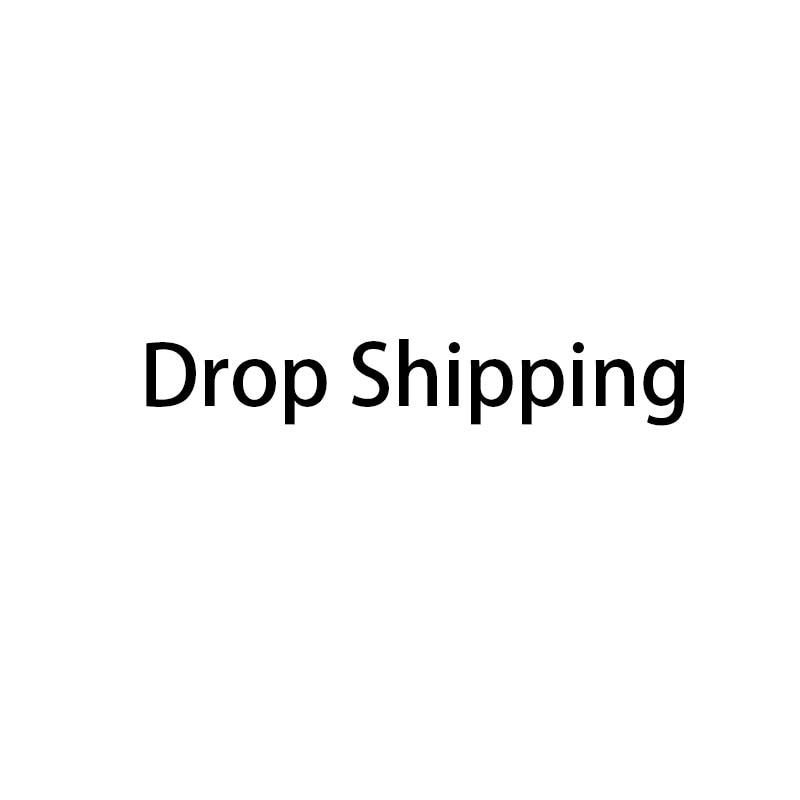 Geflecht leder armband für drop verschiffen-LE0687