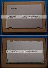 Neue Original Für Lenovo Yoga 2 Pro 13 Lcd Hinten Zurück bildschirm Deckel Shell + Basis Bottom Nieder Abdeckung AM0S9000310 AM0S9000210 Silbrig