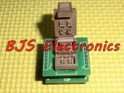 Программатор-адаптер SOT23 к DIP6 IC, тестовая розетка микросхемы