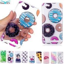 hot deal buy ultra slim transparent tpu case xiaomi redmi 5a redmi note 5a pro prime cases xiaomi redmi 4x note 4x cover cute unicorn case