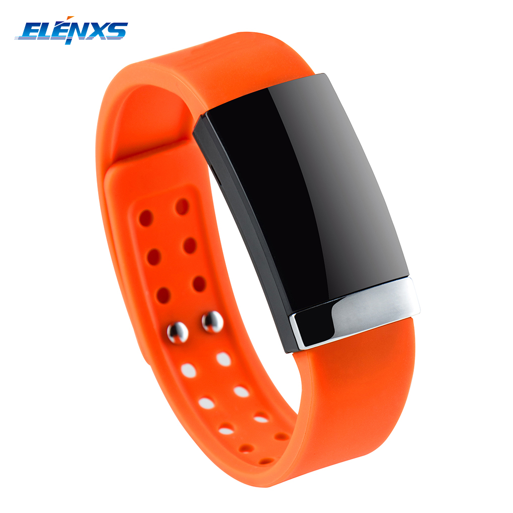 MS01 Bluetooth Sports Smart Bracelet Fitness Tracker Heart Rate Monitor Remote Camera Smart Watch Wristband