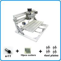 CNC3018 ER11, diy cnc graveermachine, Pcb Freesmachine, hout router, lasergravure, GRBL controle, cnc 3018, beste speelgoed geschenken