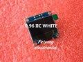 O Envio gratuito de 0.96 polegada 128X64 OLED Display Module Para arduino 0.96 CII I2C Comunicar branco