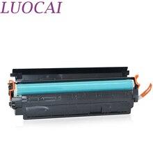 цена на LuoCai Compatible Toner Cartridge For HP CB435A 435A P1005 P1006 P1100 P1102 P1102W P1104 P1104W P1106 P1106W P1107  Printers
