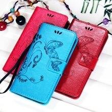 For Samsung Galaxy J5 Case Flip Leather Wallet Cover Case For Samsung J5 2016 J1 J3