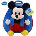 "Disney Mickey Mouse meninas mochila escolar 10 "" 12 "" polegadas de pelúcia 100% de garantia de qualidade autêntica"
