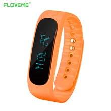 Sport armband großhandel 50 stücke/dhl schrittzähler bluetooth smart watch für iphone samsung ios andriod smartwatch tragbare geräte