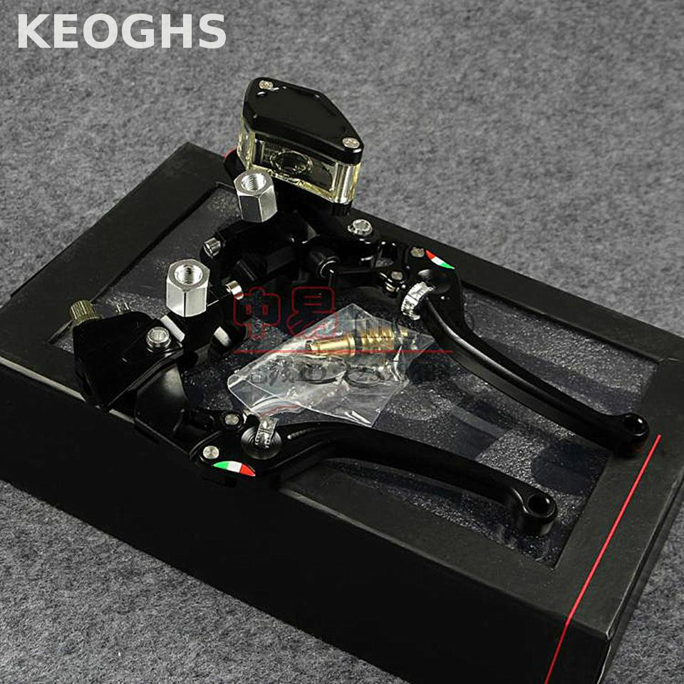 KEOGHS 7/8 CNC 22mm clutch brake master cylinder for motorcycle scooter for YAMAHA HONDA