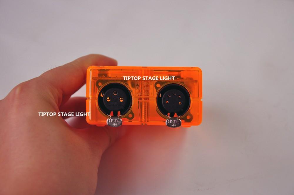 avec DMX Livraison lumière 10