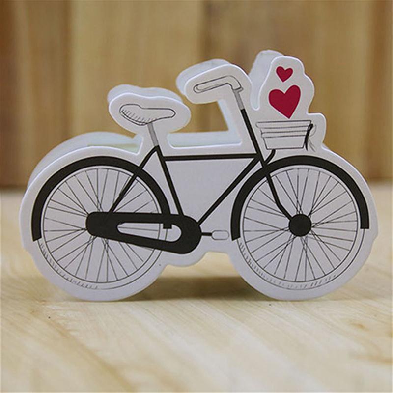 50 stücke Fahrrad Schokolade Süßigkeiten Kuchen Boxen Geburtstag ...