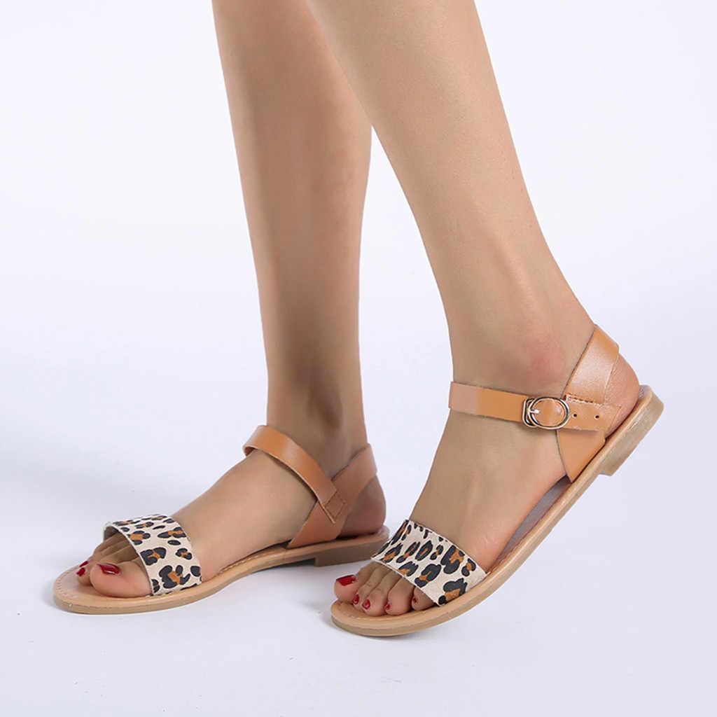 Yaz kadın bayanlar Roma düz katı Peep Toe sandalet balık ağzı rahat ayakkabılar kadın plaj yaz ayakkabı kadın zapatillas mujer