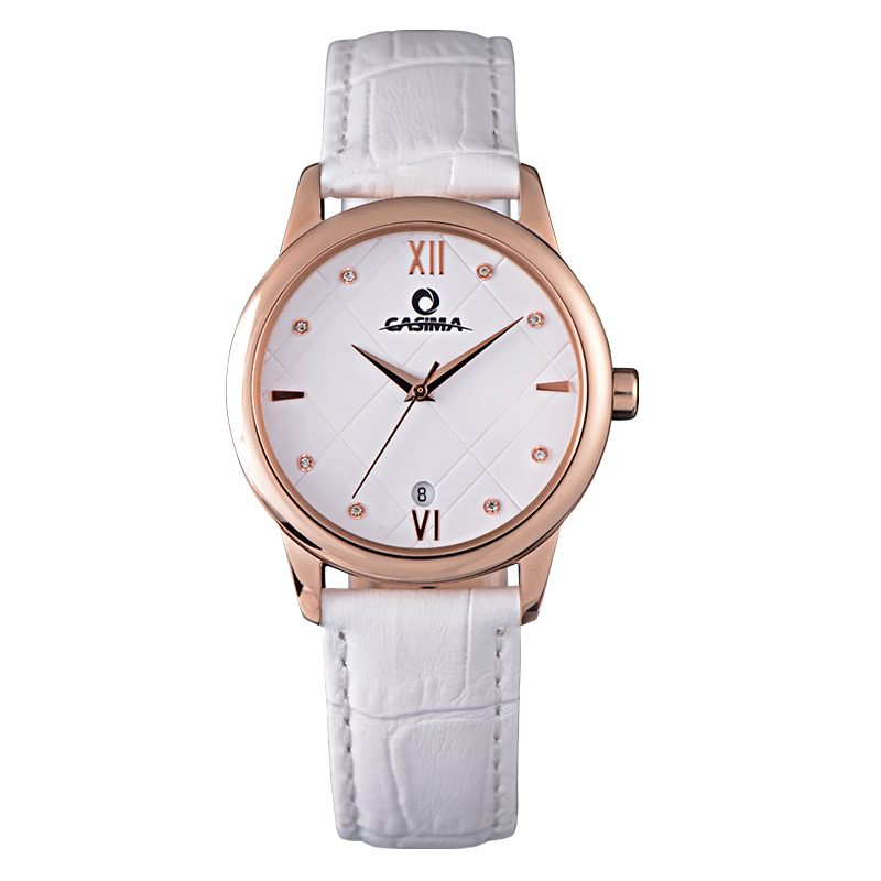 Luxury Brand watches Women leather Crystal quartz watch Fashion Casual Elegant Ladies Watch waterproof 50m tag watch CASIMA#2607 sodom lords of depravity part i 2 dvd