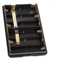 Battery Case (6 X AA batteries) for Yaesu / Vertex Standard Radio VX-150 VX-400 HX370 FT-60R/E VXA-300 VX-160 VX-168  FBA-25A