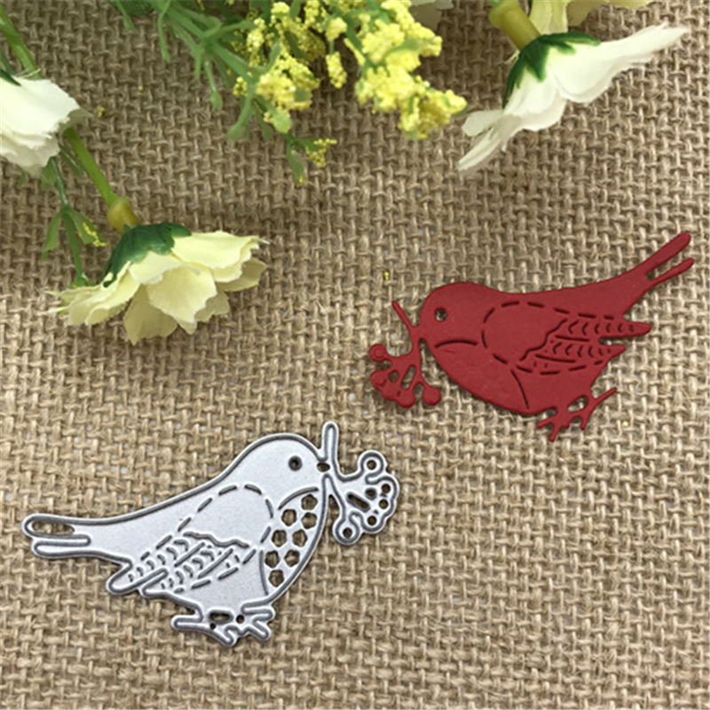 Cardinal DIY Metal Cutting Dies Stencil Scrapbooking Album Paper Card Decorative
