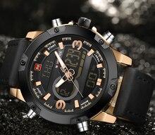 Zegarek Naviforce Model Luksus Sportowy