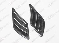 Fit for Audi A5 leaf plate carbon fiber side air outlet S5 side air outlet general decoration outlet