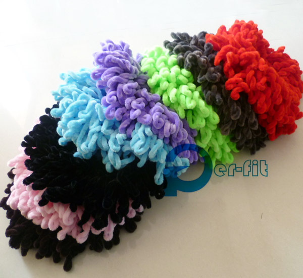 large scrunchie scarf volumizer scrunchies volumise updo hair ring tie 20pcs/lot free ship ...