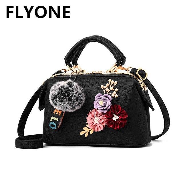 Luxury Designer Brand Bags For Women 2018 Boston Handbag Trend Elegant S Fl Crossbody Evening