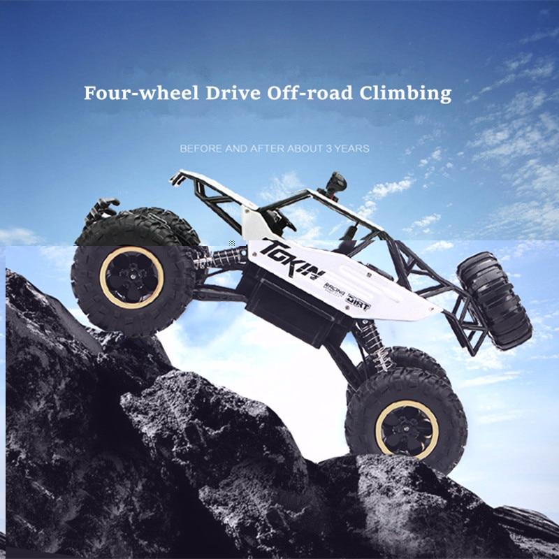 4WD RC Off-Road Trucks