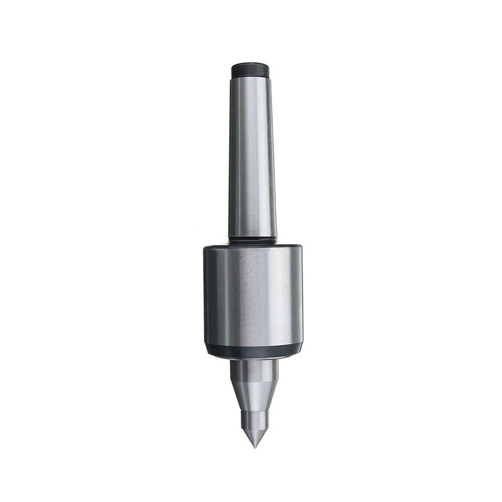 1 pz Durevole MT3 Tornio Centro Vivo Cono Morse Cuscinetto Lungo Naso di Tornitura Girevole Centro Per Strumento di Potere
