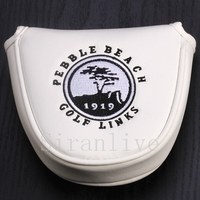 Design Mallet Putter Cover Golf Headcover Putter Head Cover Free Shipping Magnetic Closure