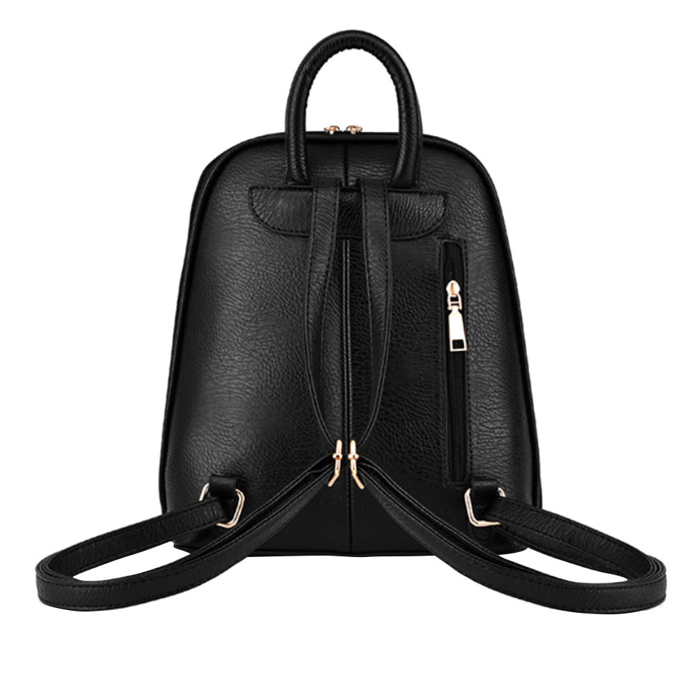 Aelicy Luxury Women Backpack New Tide Female Women Laptop Backpacks Large Capacity Pu Leather School Bags Teenager Girls #4