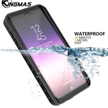 Waterproof case 360 full protection waterproof bag for iphone 6 6S 7 8 plus X XS XR MAX mobile phone shell swimming diving cover