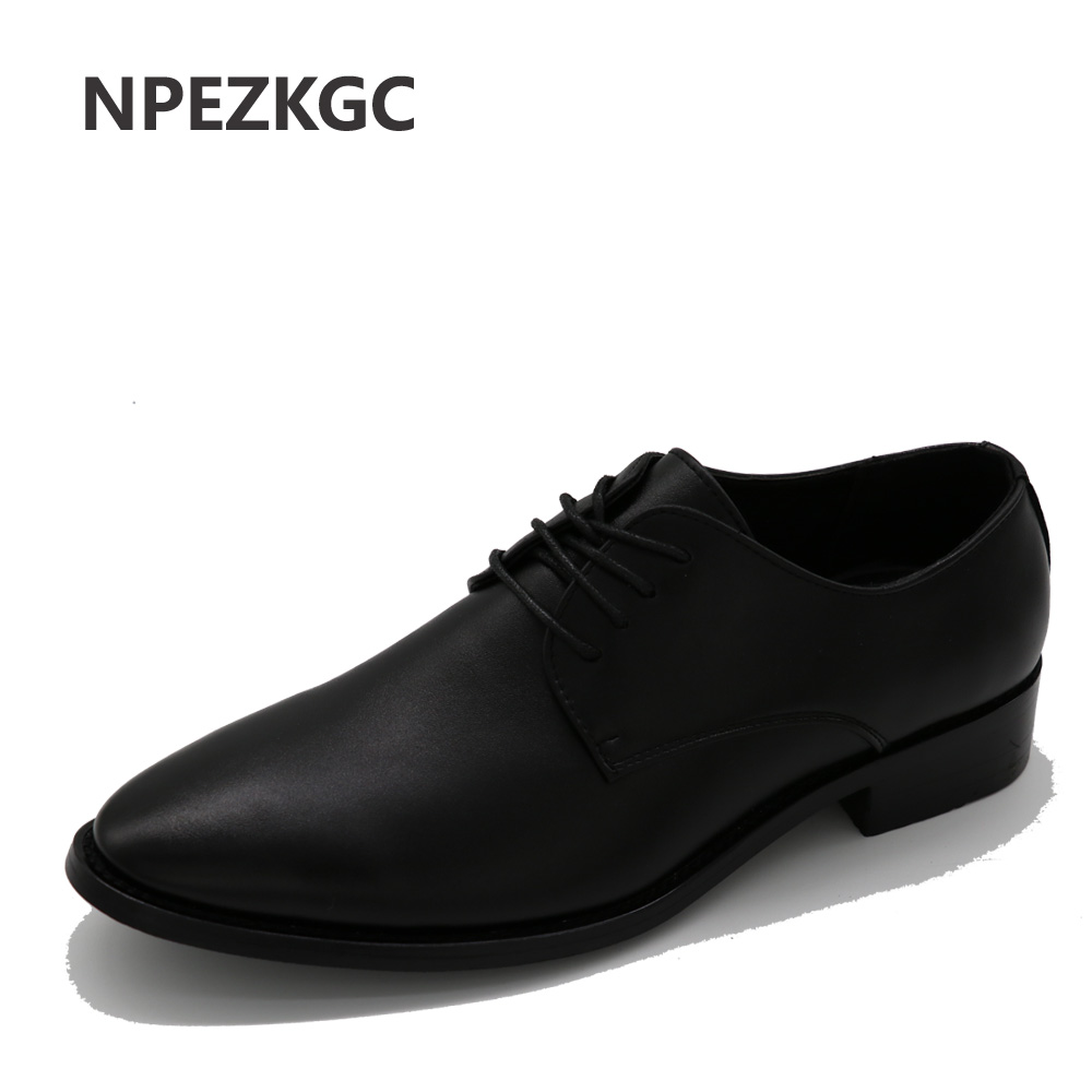 NPEZKGC Mens casual shoes luxury genuine leather flats business formal shoes mens party dress oxfords shoes zapatos hombre top quality crocodile grain black oxfords mens dress shoes genuine leather business shoes mens formal wedding shoes
