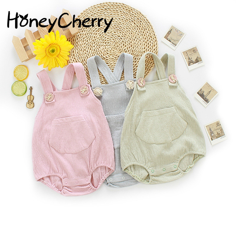 5cb6e0c95 Detail Feedback Questions about 2018 spring Baby Bodysuits cotton ...