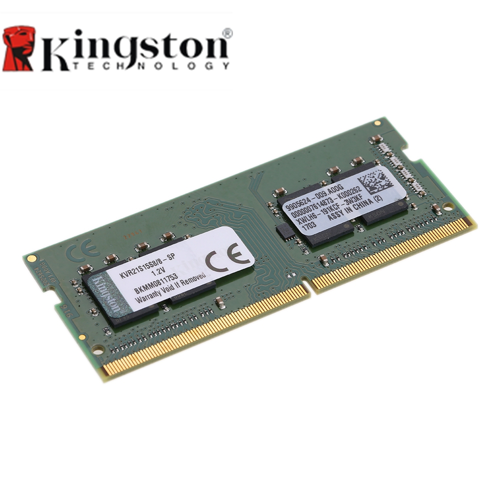 Kingston Value RAM 4GB 8GB PC4 2133 DDR4 Non ECC CL15 SODIMM 260 pin 1 2V