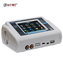 HTRC T150 AC DC 150W 10A Touch Screen RC Balance Charger discharger for LiPo LiHV LiFe
