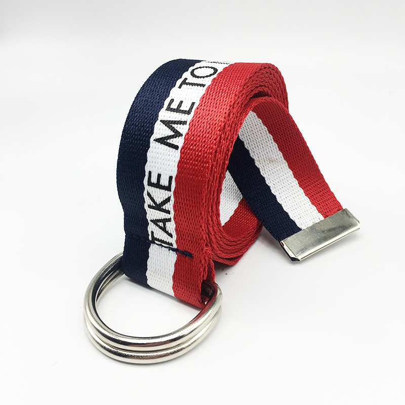 DIY Stripes Canvas Jeans Belt Fashion Nylon Big Size Belt Luxury Brand Belts for Women Bow Strap Female Waist Suit For All Waist belt