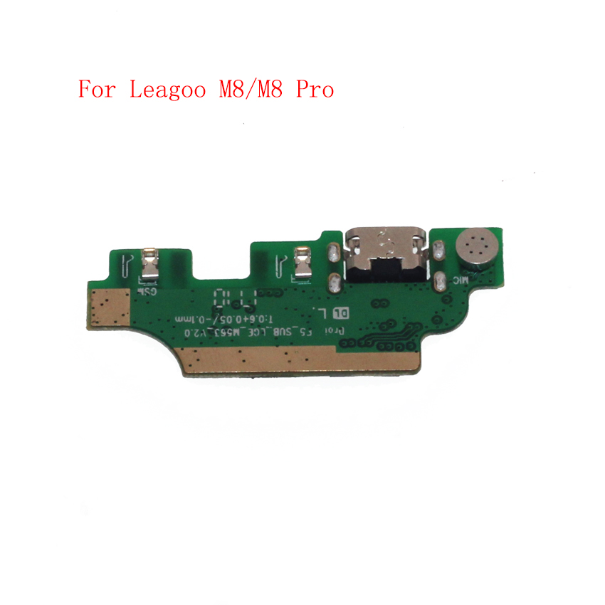 High Quality For Leagoo M8/M8 Pro USB Charger Board Repairing And Replacement Phone Curcuit