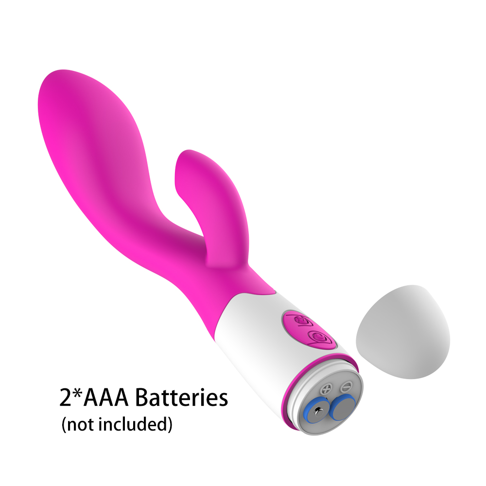 30 Frequency Rabbit Vibrator Dildo Sex Toys Waterproof G spot Female Vagina Clitoris Stimulation Massager Vibrators For Women in Vibrators from Beauty Health