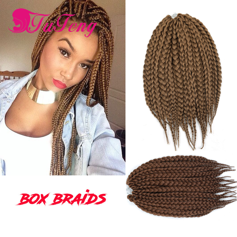 Box Braids Crochet Braids Havana Mambo Twist Jumbo Braid
