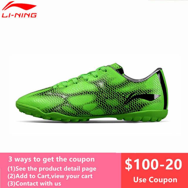 Venta al por mayor botas futbol lining Compre online los