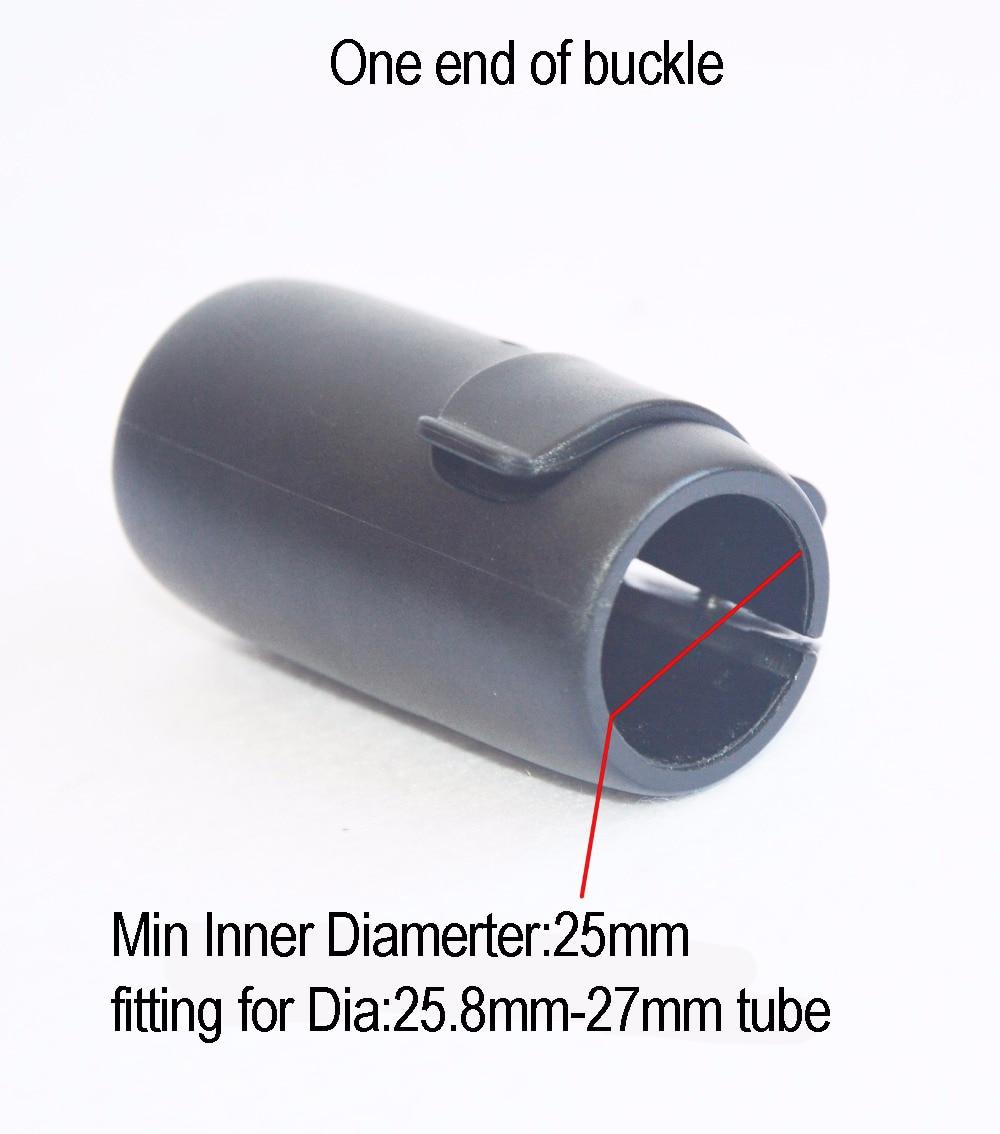 2Piece Quick Release Clamp sup supra shaft adjustable - Су спорт түрлері - фото 4