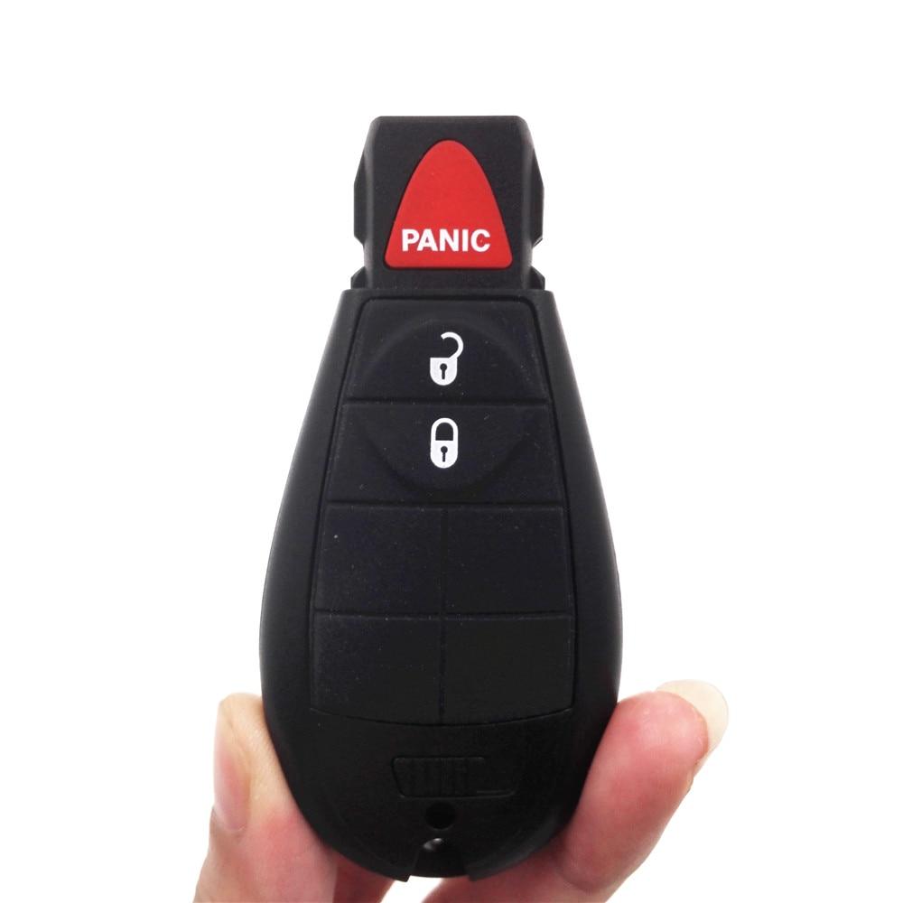 Nuevo Para El Jeep Fobik Inteligente llave Del Coche A Distancia 315 Mhz 2 Boton