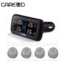 Careud U903 4 external sensors min sensor  tyre pressure monitoring system car TPMS PSI/BAR  careud tpms  diagnostic tool