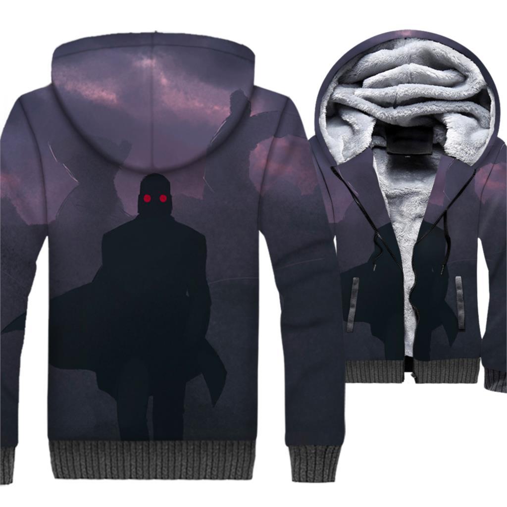 2019 Hot Sale Star lords 3D Print Male Hoodies Fleece Warm Hoodie Sweatshirts Casual Tracksuit Anime Streetwear Oversize Jacket