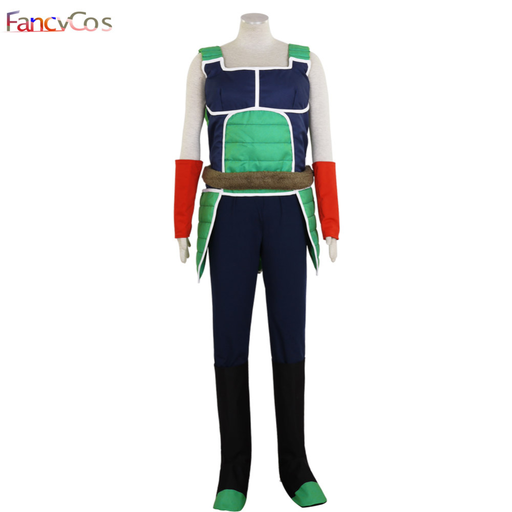 Halloween Dragon Ball Dragon Ball Z Vegeta Cosplay Costume Adult Deluxe High Quality Custom Made