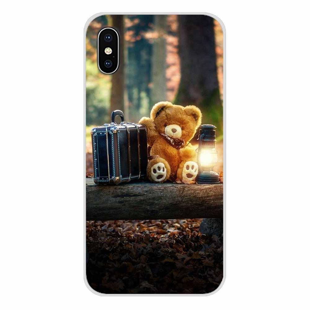 โทรศัพท์สำหรับ Xiaomi Redmi หมายเหตุ 6A MI8 Pro S2 A2 Lite Se MIx 1 Max 2 3 สำหรับ oneplus 3 6 T Ted ภาพยนตร์ Ted Kiss MY Butt Ass